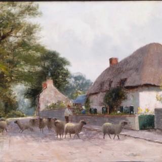 A Dorset Lane