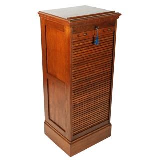 Early 20th Century Oak Filing Cabinet