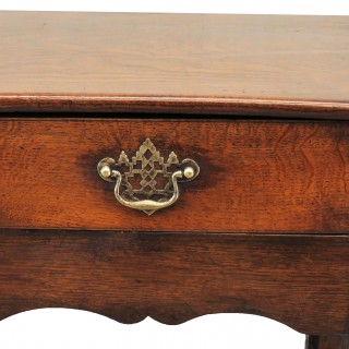 Oak 18th Century English Antique Dresser Base Sideboard