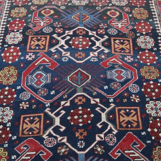 Antique Shirvan rug, Caucasian