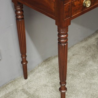 Mahogany Serving Table likely by Gillows