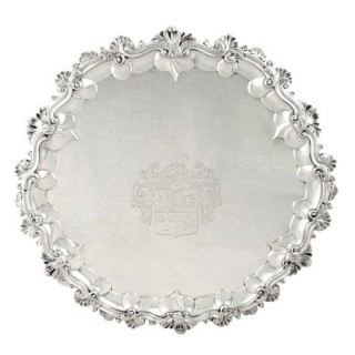 Heavy Antique William IV Sterling Silver 16