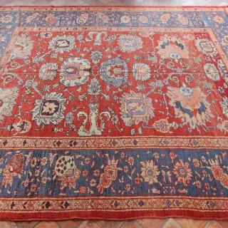 Rare Antique Ziegler carpet