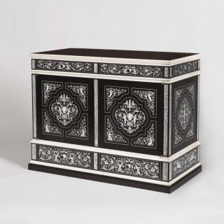 A Fine Table Cabinet By Giovanni Battista Gatti