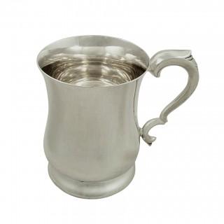 Antique / Vintage Sterling Silver Mug / Tankard 1938