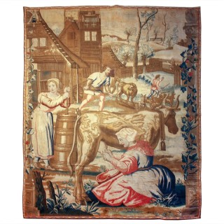 English tapestry, Mortlake