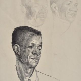 John Sergeant - Three Studies of a Head