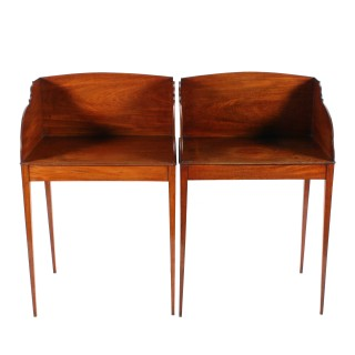 Fine Pair of Georgian Side Tables