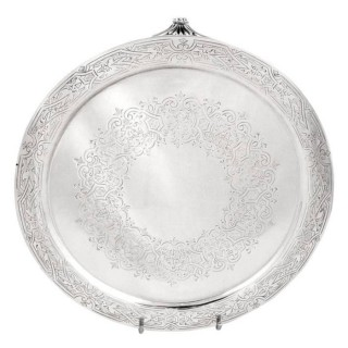 Antique Victorian Sterling Silver 8