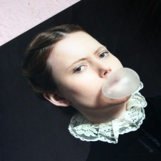 Romina Ressia; Bubble Gum; Giant Art Photograph Print No. 16/200