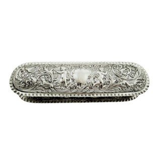 Antique Sterling Silver 7