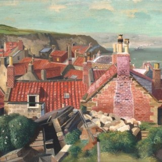 Red Roofs, Robin Hood's Bay, Yorkshire