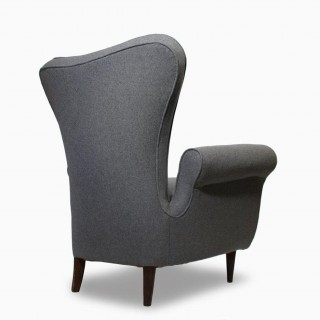 1950s Armchairs Attributed to Paolo Buffa