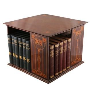 Shapland & Petter Revolving Bookstand
