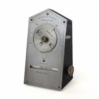 Barometer Readings Forecaster, Negretti & Zambra