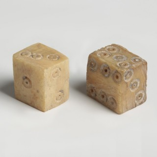 Ancient Roman Bone Dice