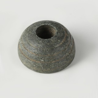 Roman Stone Spindle Whorl