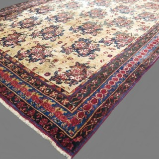 Stylish Afshar rug