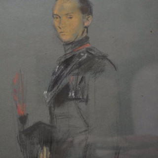 An Officer in the Rifles