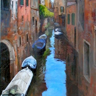 Quiet Venetian Backwater