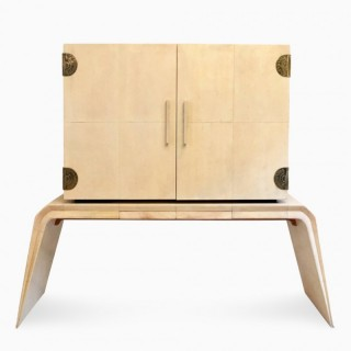 Guglielmo Ulrich Drinks Cabinet for Valzania