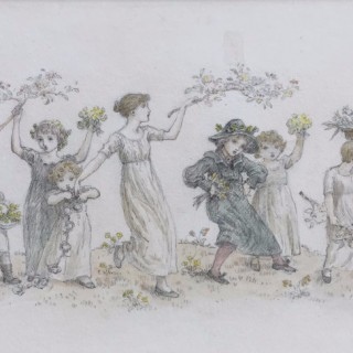 The Flower Gatherers