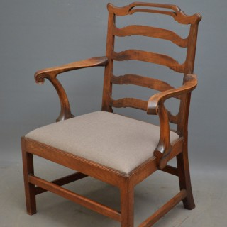 Georgian Armchair in Mahogany