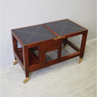 George III Style Metamorphic Coffee Table
