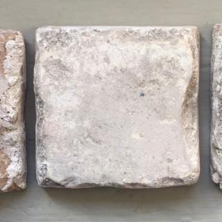 Three 18th Century Spanish Earthenware Tiles