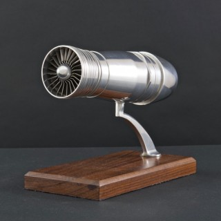 Jet Aircraft Engine Model