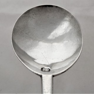 Large Provincial Apostle spoon by HP conjoined