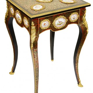 19th Century Boulle Side Table