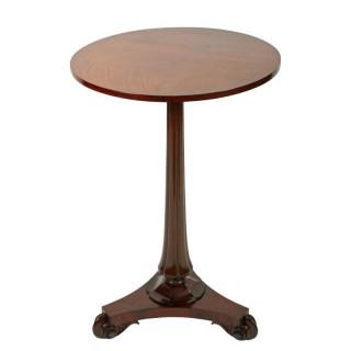 Fine Mid 19th Century Lamp Table