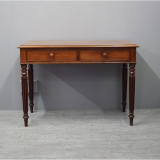 Gillows Style Mahogany Hall Table