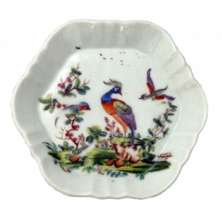 Qianlong tea pot Stand London Decorated