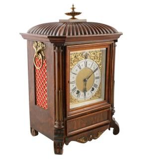 Victorian Lenzkirch Mantel Clock