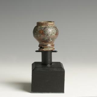 Ceremonial Luristan Bronze Macehead