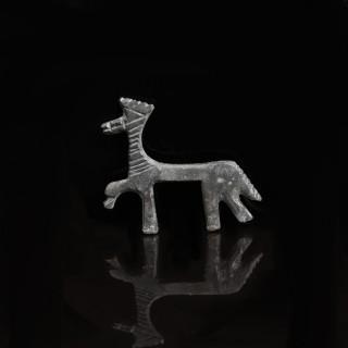 Danubian Celtic Bronze Horse