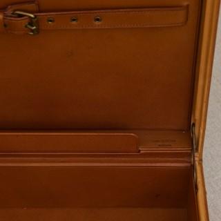 Louis Vuitton Custom Order Leather Attaché Case