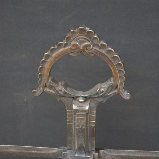Exceptional Coalbrookdale Cast Iron Umbrella stand