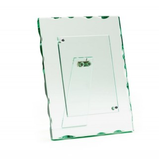 Fontana Arte 1940s Glass Photo Frame