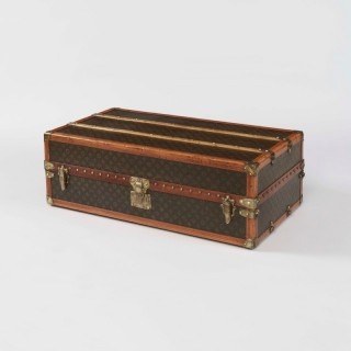 A Louis Vuitton Cabin Trunk