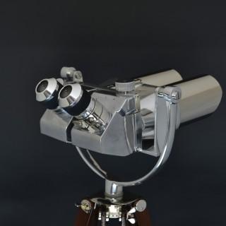 WWII Military 10 x 80 Binoculars
