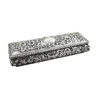 Antique Victorian Sterling Silver 5