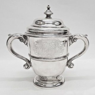 George I Silver Cup by Paul de Lamerie