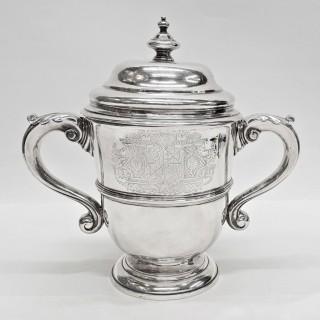 George I Silver Cup by Paul de Lamerie