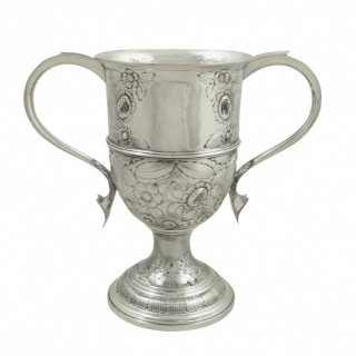 Antique Victorian Sterling Silver 7