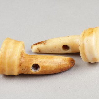 Polynesian Marquesas Islands 'Hakakai' Ear Plugs