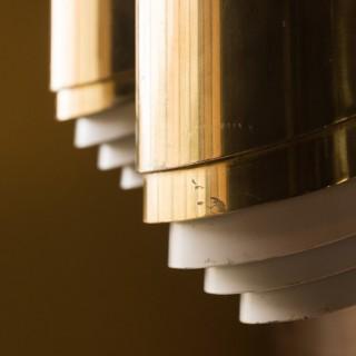 Warren Platner Triple Wall Light