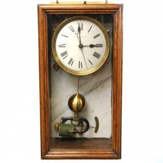 Brillie electric wall clock - Type 1556